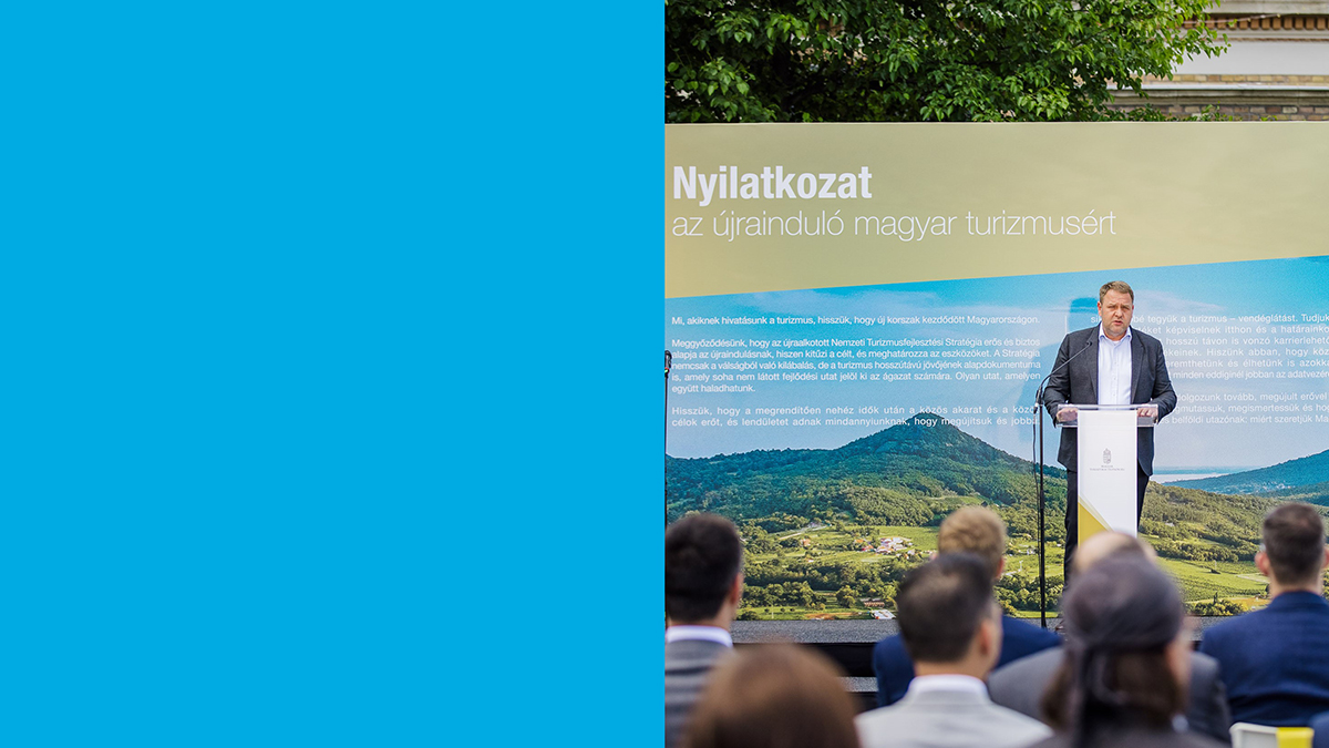 Megújult stratégia viszi sikerre a magyar turizmust